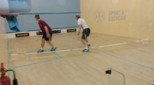 Feb 2016 Gala's Ruaridh Kohler (LHS) and /Gordon Robertson in the final